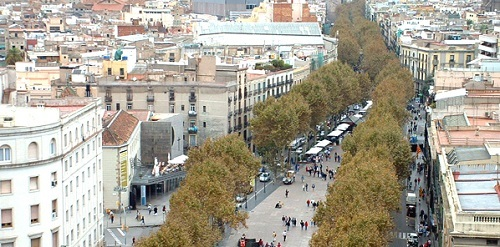 Apartments in las Ramblas - Accommodation services