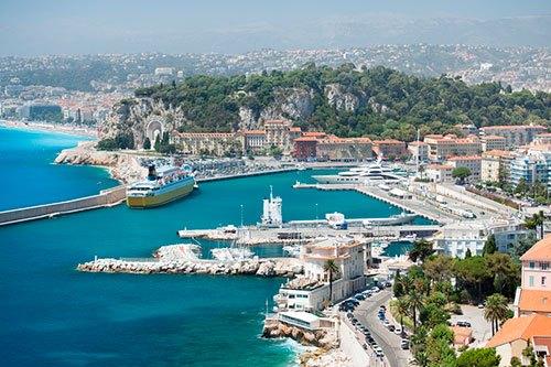 Appartementen in Nice – Aparthotels in Nice