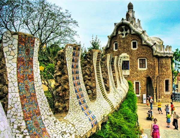 Apartamentos cerca del Parque Guell de Barcelona - Lugares para visitar cerca del Parque Güell
