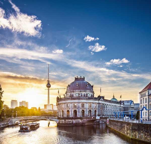 Apartamentos cerca del Museumsinsel de Berlín - Museos en el Museumsinsel de Berlín