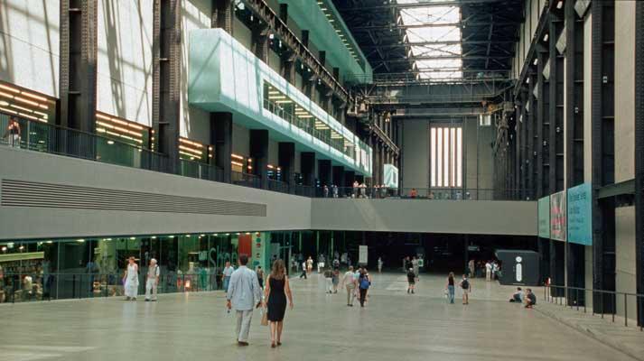 Apartamentos cerca de la Tate Modern - Lugares para visitar cerca de la Tate Modern