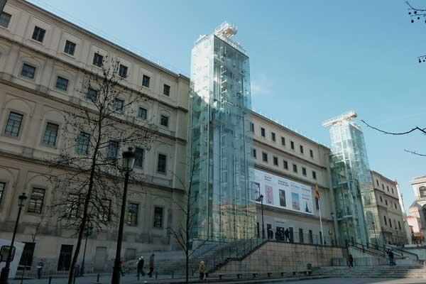 Appartements près du Musée de la Reine Sofía - Endroits à visiter près du Musée de la Reina Sofía