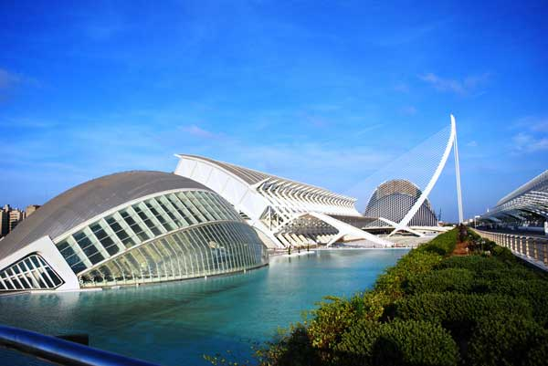 Apartments near The Ciutat de les Arts i les Ciències - Places to visit in The City of Arts and Sciences