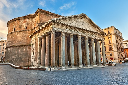 Rental holidays apartments near Pantheon from 20€