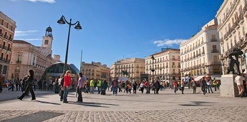 Location d'appartements touristiques près de la Puerta del Sol à partir de 20€