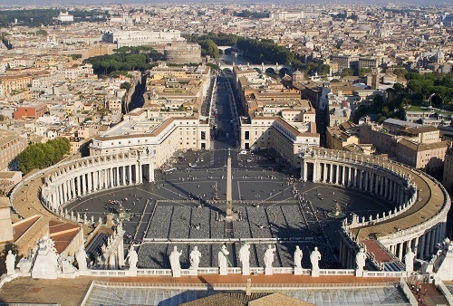 Rental holidays apartments close to the Vatican from 20€