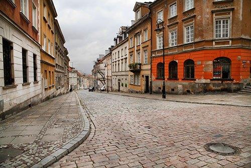 Apartamentos en Varsovia – Alojamiento y alquiler