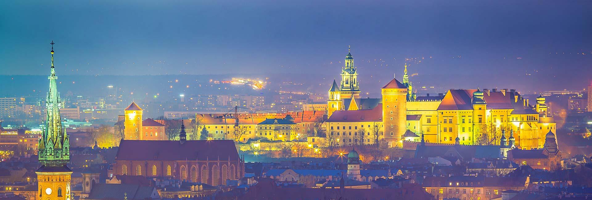 Apartamentos en Cracovia Header Image