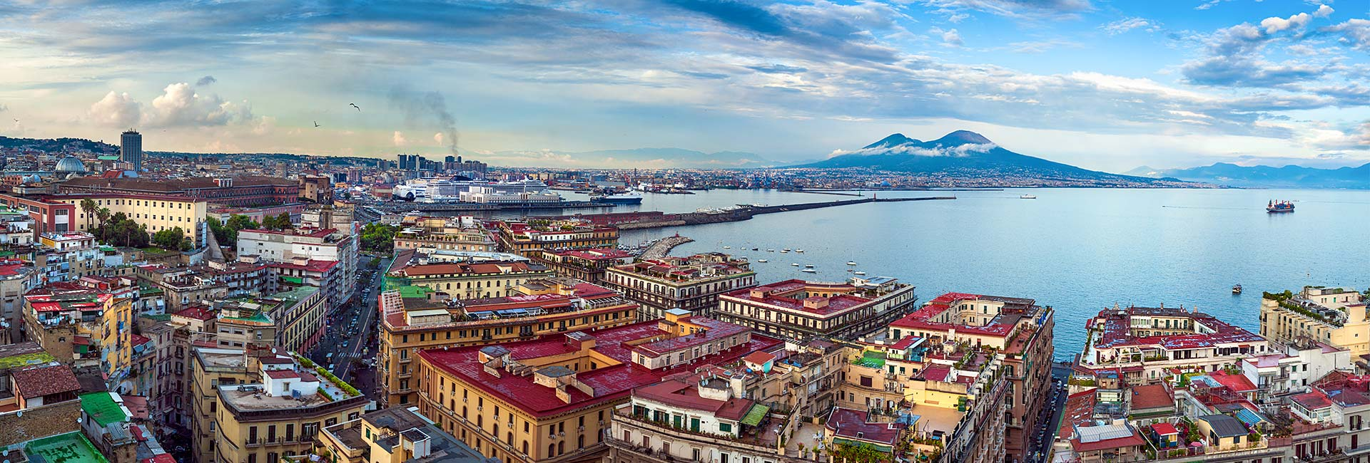 Appartements Naples Header Image
