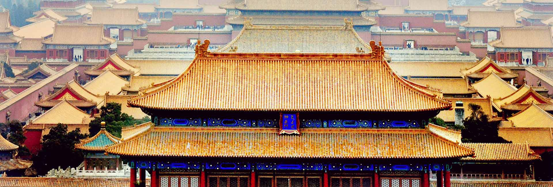 Beijing, People's Republic of China Apartments Header Image