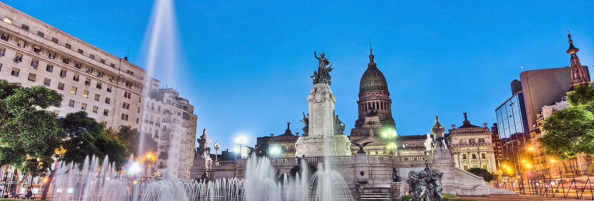 Appartamenti Città di Buenos Aires Header Image