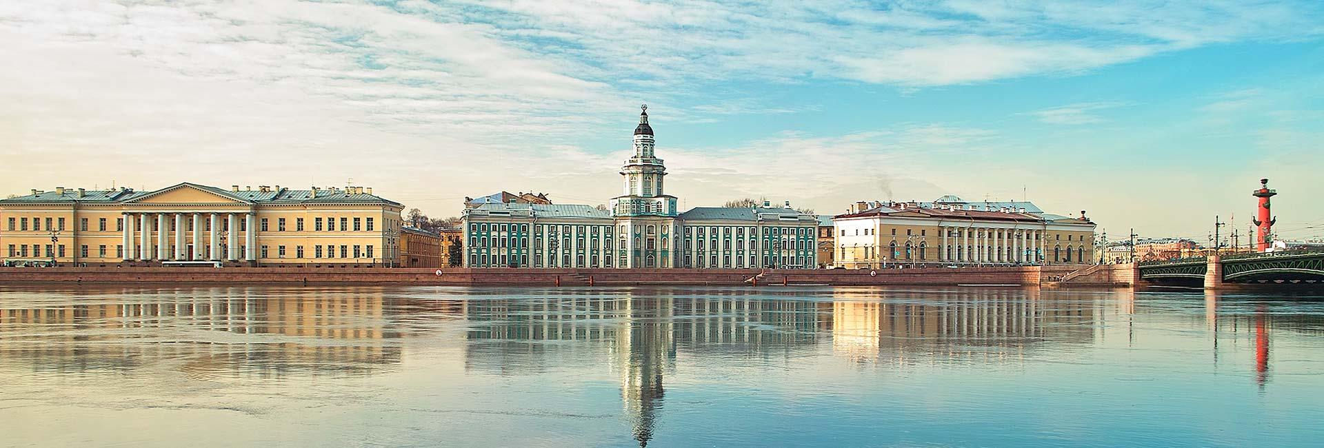 Saint Petersburg Apartments Header Image