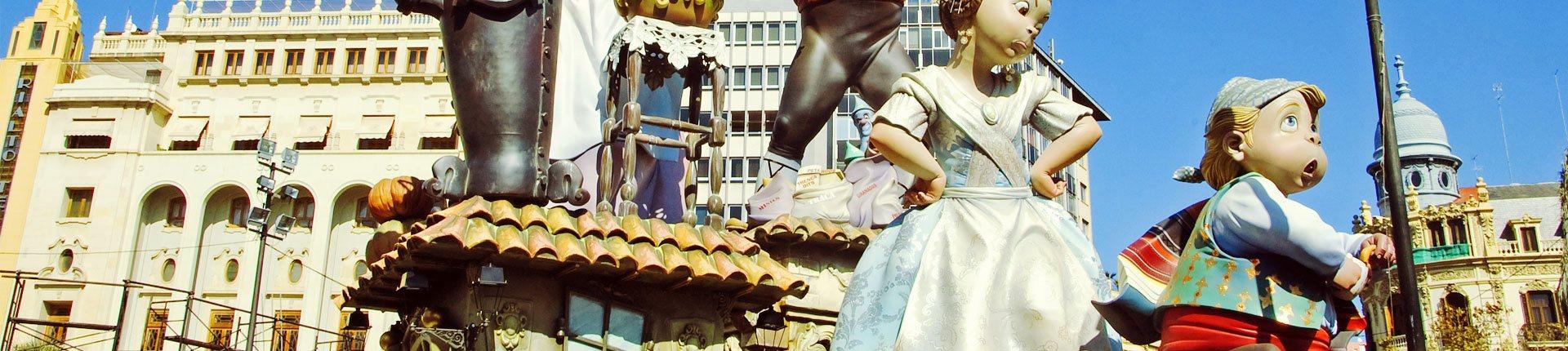 Ferienwohnungen in Valencia Header Image