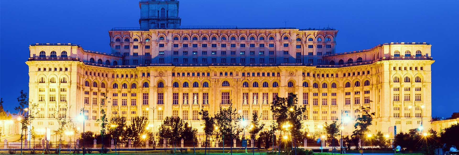 Apartamentos em Bucareste Header Image