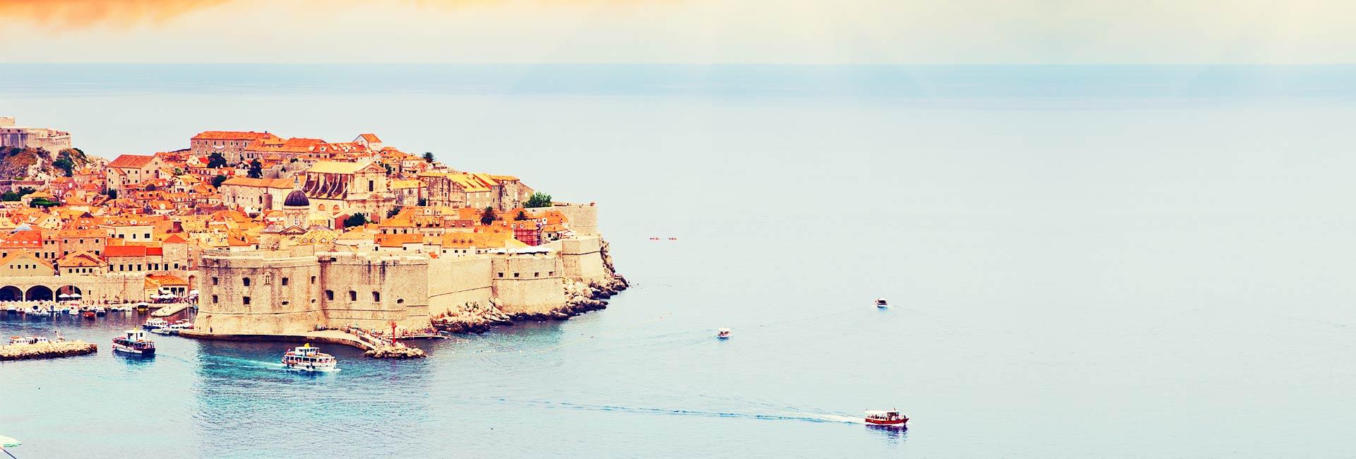 Apartamentos en Dubrovnik Header Image